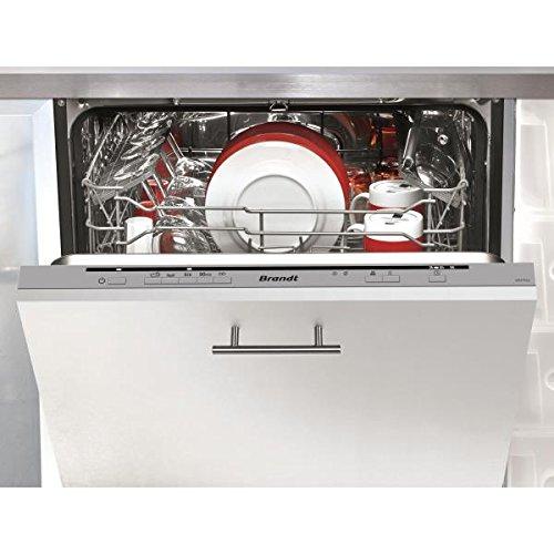 BRANDT vh1772j Spülmaschine couverts12Platz Settings 47dB Klasse: A + +
