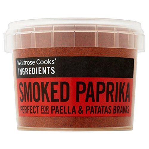 De cuisiniers Ingrédients fumé de 55g Paprika Waitrose