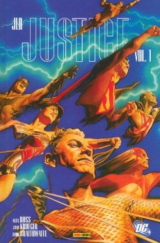 JLA : Justice, Tome 1 :