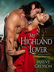 My Highland Lover (Highland Hearts)
