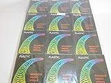 12 x Regenbogenspiralen