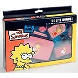 NDS Lite Bundle The Simpsons Lisa