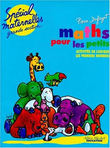 Maths, grande section maternelle