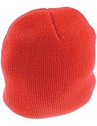 9a5b74aa21de GLAMOUR Girlz doux pour bébé fille garçon Hiver chaud fine Bonnet en tricot  Chapeau ...