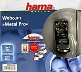Hama PC Webcam Metal Pro