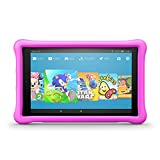 "All-New Fire HD 10 Kids Edition Tablet, 10.1"" 1080p Full HD Display, 32 GB, Pink Kid-Proof Case"