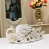 Jane mode européenne vin en céramique logiciel utilitaire d'affichage de qualité supérieure installés ornements de salon cadeau de mariage