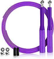 Arteesol Springtouw, Crossfit springtouw kogellagers, Speed Rope, verstelbare touwspringen voor dames, kinderen, heren, fitn