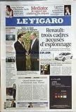 Telecharger Livres FIGARO LE No 2061 du 06 01 2011 RENAULT 3 CADRES ACCUSES D ESPIONNAGE DETTE LA CHINE AU SECOURS DE L ESPAGNE NOEL ORTHODOXE SOUS HAUTE SURVEILLANCE DANS LE MONDE QUAND DENNIS HOPPER REVOLVERISAIT ANDY WARHOL MEDIATOE LE RAPPORT QUI CONFIRME LES RISQUES LAGARDERE POURQUO JE VENDS MES MAGAZINES A L ETRANGER ALEXANDRE JARDIN LE BRULOT CONTRE SON GRAND PERE SUD MAROCAIN UN RESEAU DAL QAIDA DEMANTELE SARKOZY APPELLE LES MINISTRES A RESTER SOUDES (PDF,EPUB,MOBI) gratuits en Francaise
