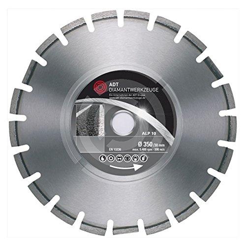Preisvergleich Produktbild Diamanttrennscheibe ALP 10 Premium / Lasergeschweißt / Ø 500 mm / 25,4 mm Bohrung