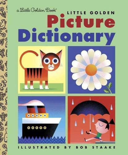 Little golden picture dictionary.