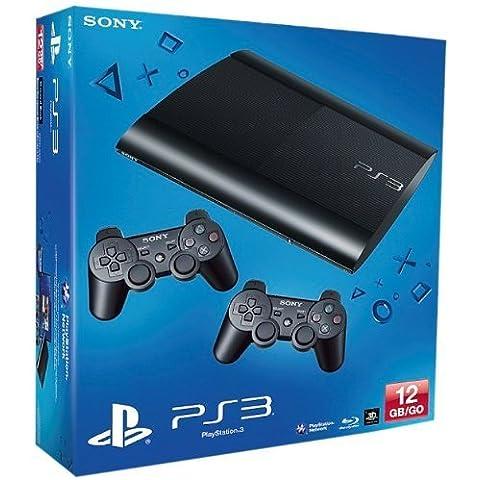 Playstation 3 - Console 12 GB + 2 DualShock 3