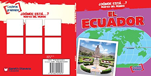 El ecuador/ The Equator (Dónde está…? Mapas del mundo/ Where on Earth? Mapping Parts of the World)