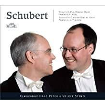 Stenzel Piano Duo: Schubert