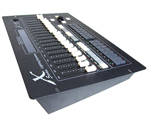 Cablematic-DMX-512-Controller-Slider-X-16-512B