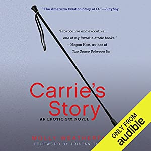 Carrie S Story An Erotic S M Novel Audio Download Amazon In