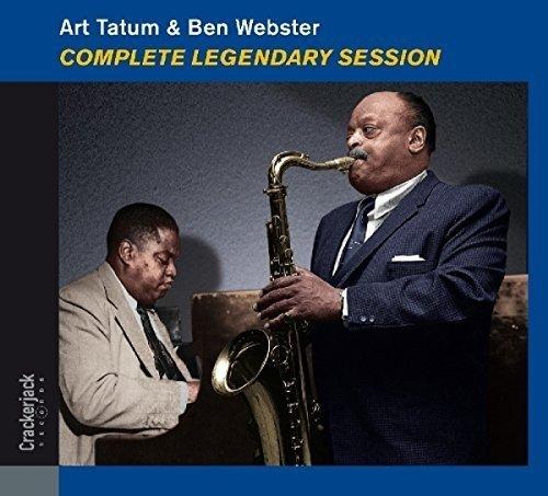 Complete Legendary Sessions (Tatum Art)
