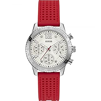 Señoras Guess marina reloj w1025l2