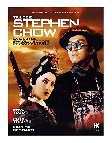 Stephen Chow-Coffret 3 Films