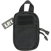 LefRight Black Mini Tactical Molle EDC Compact Pocket Organizer Pouch