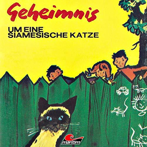 Geheimnis um eine siamesische Katze -
