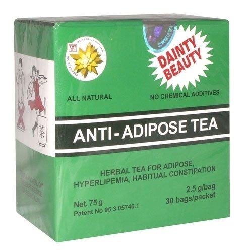 7 Gewicht-verlust (Anti-adipöse Tee Gewicht Verlust entgiftende Abführmittel Effekt 4x 30Staubbeutel)