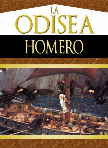 La Odisea Spanish Edition [Translated] por Homero