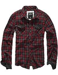 Brandit Checkshirt Duncan Herren Hemd