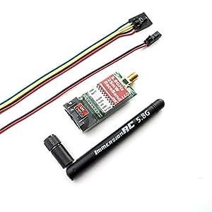 ImmersionRC 25mW 5.8GHz TX - Race Band - Video transmitter N-FACTORY-DE