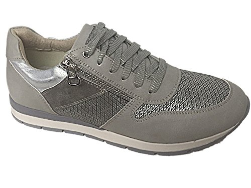 Foster Footwear, Sneaker donna 4-6 Mesi Lt Grey