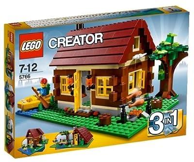 LEGO Creator 5766 - Cabaña de Madera