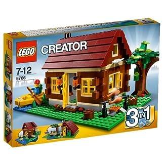 LEGO Creator – Cabaña de Madera (5766)