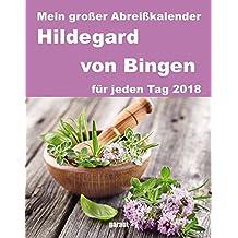 Abreißkalender Hildegard von Bingen