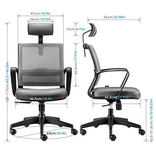 Zoom IMG-1 intey sedia da ufficio girevole