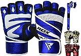 Best Gants RDX Crossfit - RDX Gants de Musculation Poignet Longue workout Crossfit Review