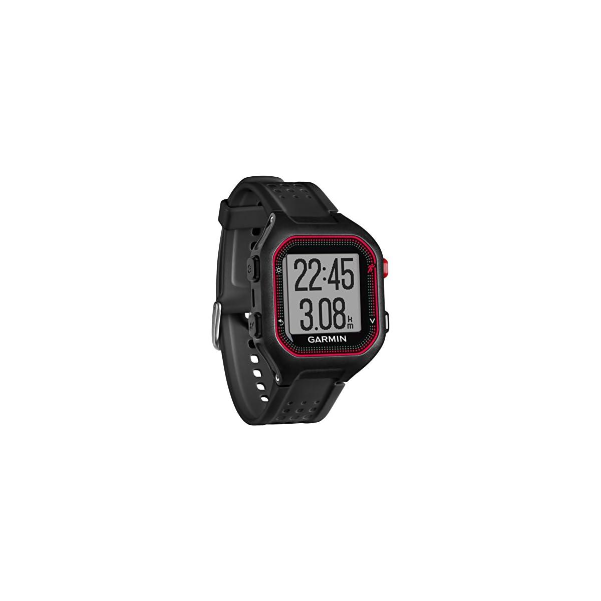 5130E2Gl HL. SS1200  - Garmin Forerunner 25 - Reloj Deportivo y Monitor de Actividad