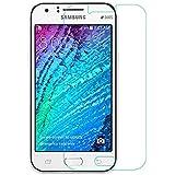 Protector de Pantalla para Samsung Galaxy J1 Cristal Vidrio Templado Premium, Electrónica Rey®