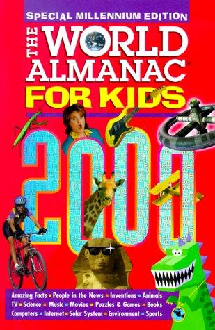 World Almanac for Kids: 2000 (World Almanac for Kids (Cloth))