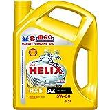 Shell Helix HX5 5W-30 API SL Premium Mineral Engine Oil (3.5 L)