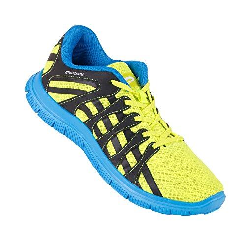 SPOKEY® LIBERATE 7 HERREN Laufschuhe   Casualschuhe   Fitnessschuhe   Leicht   Luftdurchlässig   Kunstleder   Synthetik Yellow