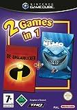 2 Games in 1 - Findet Nemo + Die Unglaublichen -
