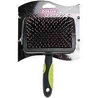 marque+generique Zolux Slicker accesorio de plástico cepillo para perro Talla L