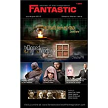 Fantastic Stories of the Imagination July-August 2015 #229 (English Edition)