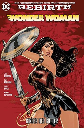 Wonder Woman: Bd. 5 (2. Serie): Kinder der Götter