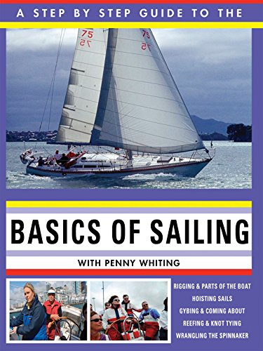 Basics of Sailing with Penny Whiting
