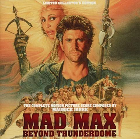 Mad Max Beyond Thunderdome by N/A