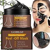 Black Mask, Mitesser Maske, Peel Off Maske, Black Head Maske, Gesichtsmasken Schwarz,...