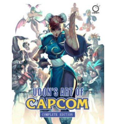 [(Udon's Art of Capcom)] [ By (author) Udon, Illustrated by Dr Alvin Lee, Illustrated by Arnold Tsang, Illustrated by Jeffrey Chamba Cruz, Illustrated by Joe Ng, Illustrated by Omar Dogan, Illustrated by Gonzalo Ordonez Arias, Illustrated by Joe Madureira, Illustrated by Various ] [October, 2014]