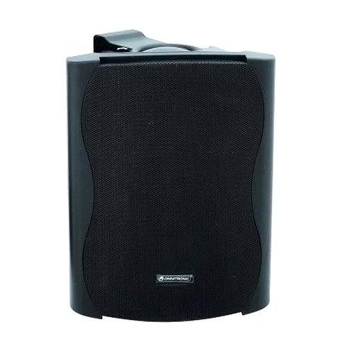 Omnitronic 11036720 C-60A 2x aktiv Lautsprecher schwarz