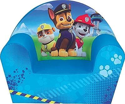 Fun House–712531Patrulla canina –Sillón de espuma para niños por CIJEP